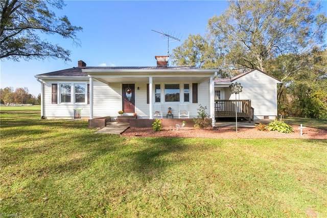 416 Jack Booe Road, Mocksville, NC 27028 (MLS #001076) :: Berkshire Hathaway HomeServices Carolinas Realty