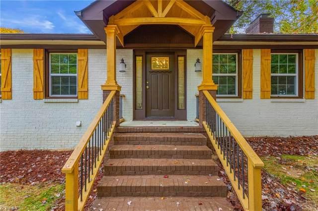 802 Montrose Drive, Greensboro, NC 27410 (MLS #001115) :: Lewis & Clark, Realtors®