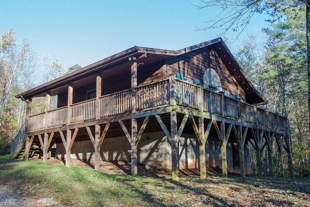 443 Cabin Cove Lane, Moravian Falls, NC 28654 (MLS #001130) :: Lewis & Clark, Realtors®