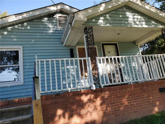 1018 Rauhut Street, Burlington, NC 27217 (#001135) :: Mossy Oak Properties Land and Luxury