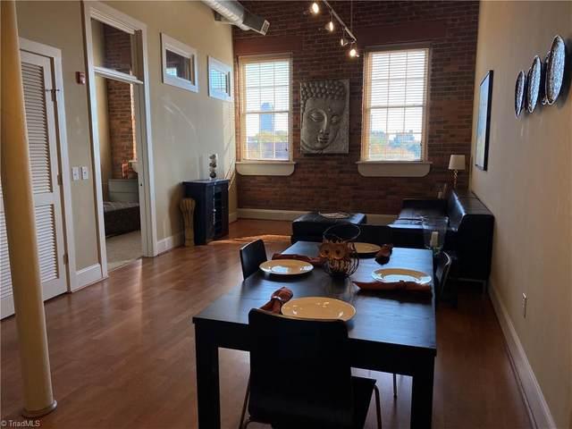 836 Oak Street #501, Winston Salem, NC 27101 (MLS #001136) :: Berkshire Hathaway HomeServices Carolinas Realty