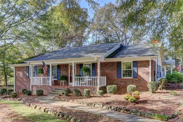 202 Calvary Road, Stoneville, NC 27048 (MLS #001138) :: Berkshire Hathaway HomeServices Carolinas Realty
