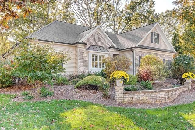 702 Woodcrest Drive, Winston Salem, NC 27104 (MLS #001139) :: Ward & Ward Properties, LLC