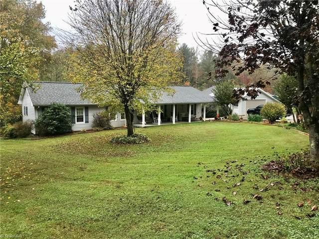 677 Little Mountain Church Road Extension, North Wilkesboro, NC 28659 (MLS #001169) :: Lewis & Clark, Realtors®