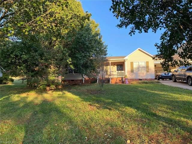 105 Buckstone Court, Lexington, NC 27292 (MLS #001239) :: Berkshire Hathaway HomeServices Carolinas Realty