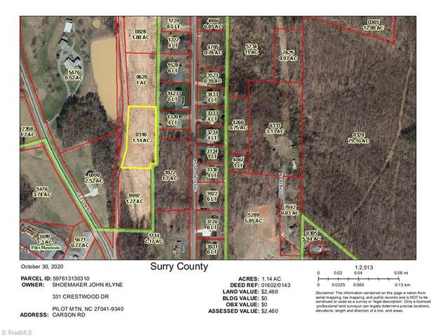 000 Carson Road #1.14, Pilot Mountain, NC 27041 (#001261) :: Mossy Oak Properties Land and Luxury
