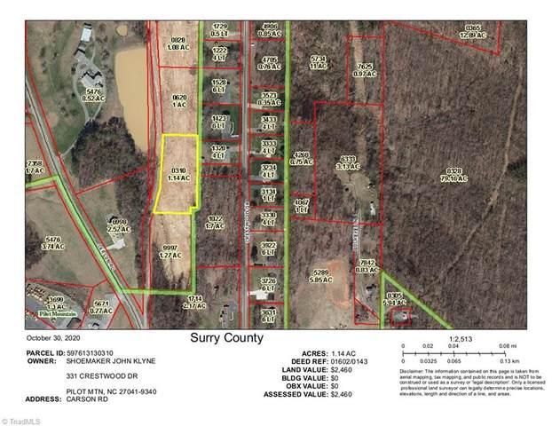 000 Carson Road #1.14, Pilot Mountain, NC 27041 (MLS #001261) :: Berkshire Hathaway HomeServices Carolinas Realty