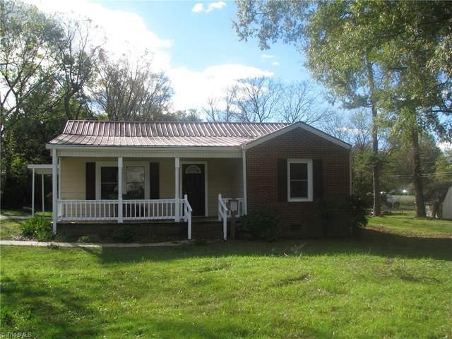 193 Coble Circle, Lexington, NC 27295 (MLS #001300) :: Lewis & Clark, Realtors®