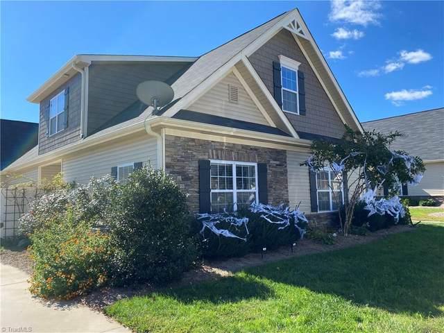 216 Hawks Nest Circle, Clemmons, NC 27012 (#001351) :: Mossy Oak Properties Land and Luxury