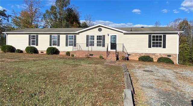 515 Piney Fork Church Road, Eden, NC 27288 (MLS #001354) :: Ward & Ward Properties, LLC