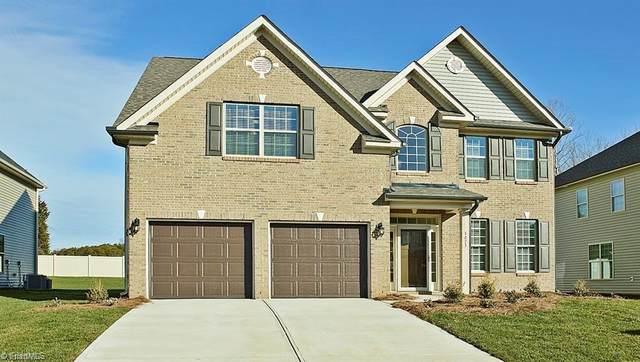 2173 Spring Wind Road, Pfafftown, NC 27040 (MLS #001423) :: Berkshire Hathaway HomeServices Carolinas Realty