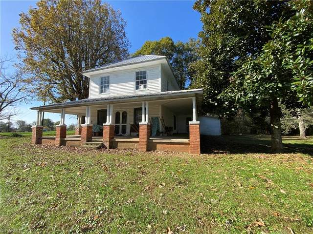 985 Traphill Road, Hays, NC 28635 (MLS #001542) :: Ward & Ward Properties, LLC