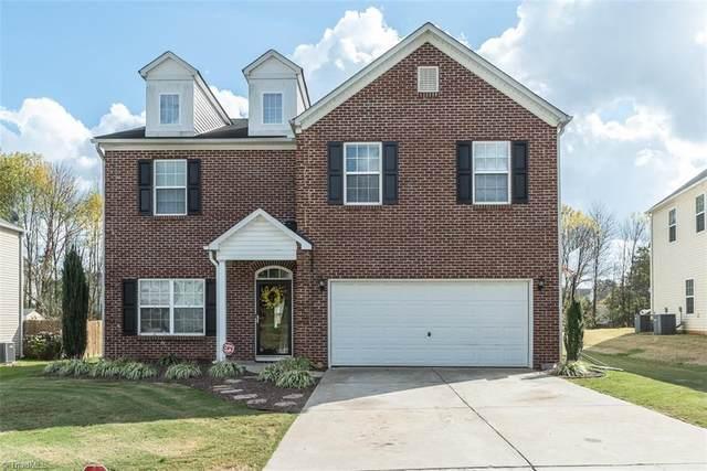 122 Tyler View Court, Burlington, NC 27215 (MLS #001641) :: Ward & Ward Properties, LLC
