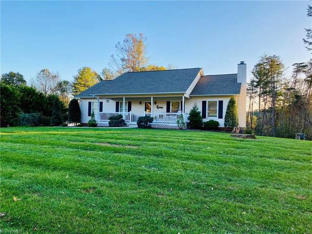 303 Turnwood Lane, Millers Creek, NC 28651 (MLS #001679) :: Ward & Ward Properties, LLC