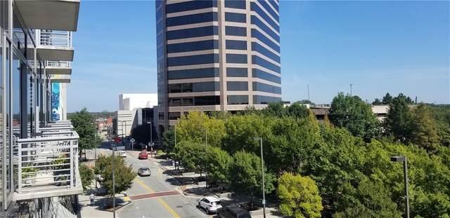 201 N Elm Street #307, Greensboro, NC 27401 (MLS #001687) :: Greta Frye & Associates | KW Realty Elite