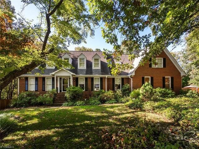 403 Staunton Drive, Greensboro, NC 27410 (MLS #001693) :: Greta Frye & Associates | KW Realty Elite