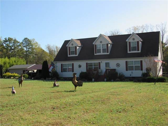 495 Saint Matthews Church Road, Salisbury, NC 28146 (MLS #001712) :: Team Nicholson