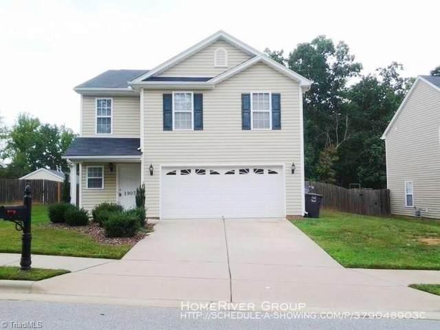 1907 Foust Road, Greensboro, NC 27405 (MLS #001713) :: Berkshire Hathaway HomeServices Carolinas Realty