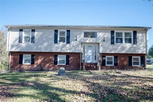 6938 Burrwood Drive, Archdale, NC 27263 (MLS #001715) :: Lewis & Clark, Realtors®