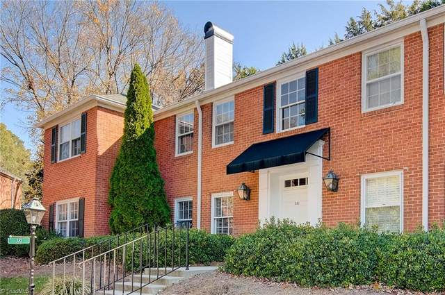 381 Hanover Arms Court C, Winston Salem, NC 27104 (#001723) :: Mossy Oak Properties Land and Luxury