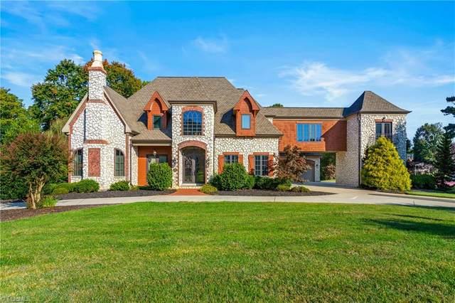 204 Asbury Drive, Kernersville, NC 27284 (MLS #001815) :: Berkshire Hathaway HomeServices Carolinas Realty