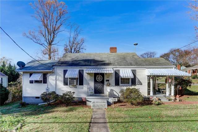 1109 Cleburne Street, Greensboro, NC 27408 (MLS #001848) :: HergGroup Carolinas | Keller Williams