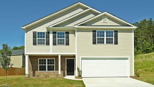 5111 Black Forest Drive #91, Greensboro, NC 27405 (MLS #001869) :: Team Nicholson