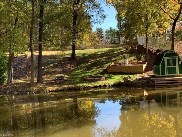 615 Shoreline Drive, Lexington, NC 27292 (MLS #001896) :: Berkshire Hathaway HomeServices Carolinas Realty