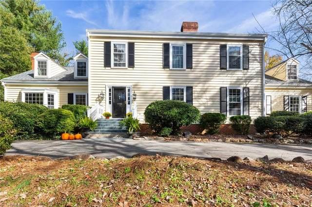 1312 Robin Hood Road, High Point, NC 27262 (MLS #002047) :: Berkshire Hathaway HomeServices Carolinas Realty