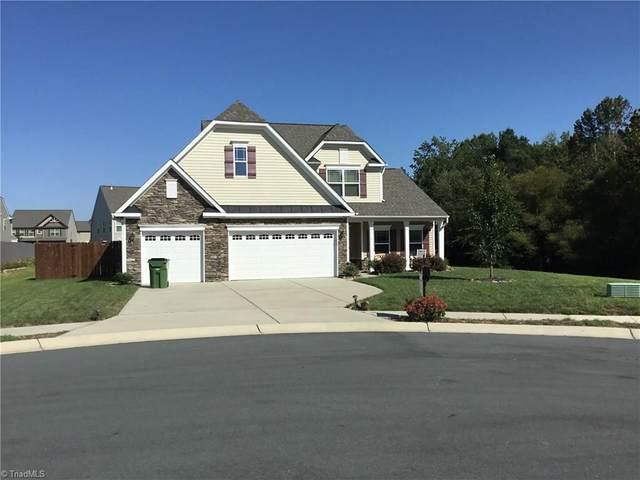 219 Cape Fear Drive, Whitsett, NC 27377 (MLS #002114) :: Greta Frye & Associates | KW Realty Elite