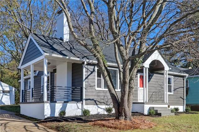 1108 Parish Street, Greensboro, NC 27408 (MLS #002128) :: HergGroup Carolinas | Keller Williams