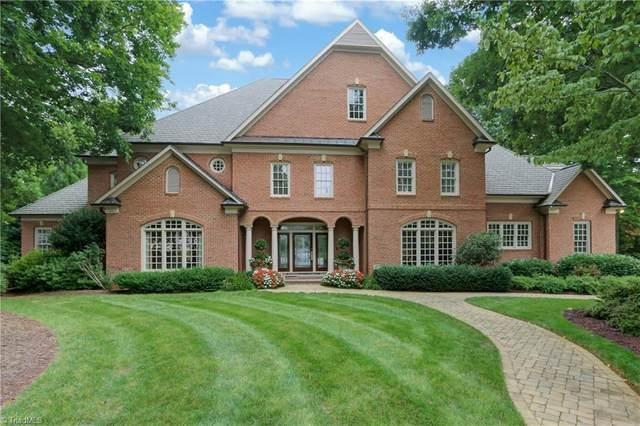 8 Loch Ridge Court, Greensboro, NC 27408 (MLS #002182) :: Ward & Ward Properties, LLC