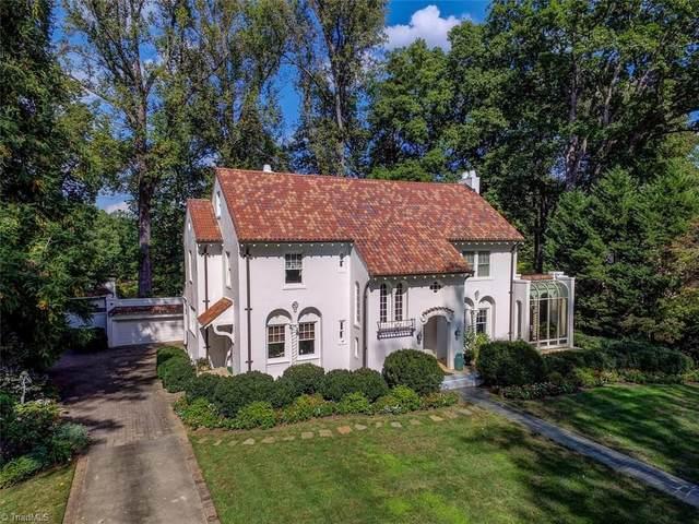 104 W Kemp Road, Greensboro, NC 27410 (MLS #002311) :: Ward & Ward Properties, LLC