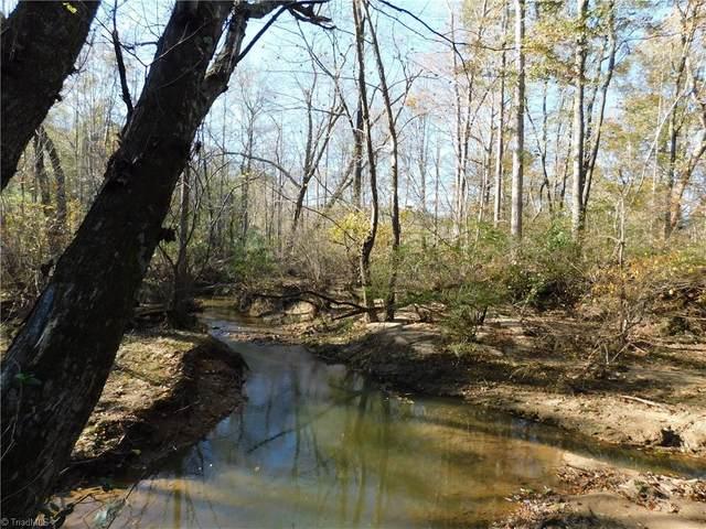 Lot # 5 Pheasant Trail, Pilot Mountain, NC 27041 (#002326) :: Rachel Kendall Team
