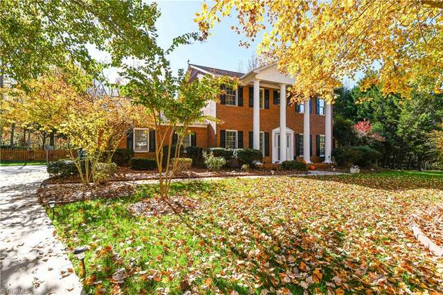 4203 Caroline Court, Greensboro, NC 27407 (#002329) :: Mossy Oak Properties Land and Luxury