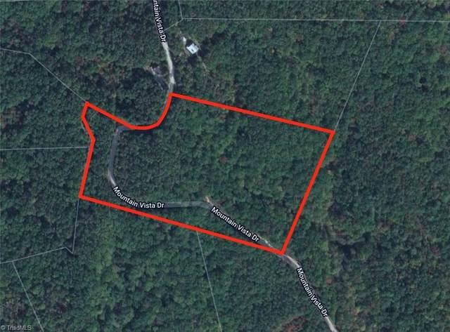 000 Gowings Knob Road, Mcgrady, NC 28649 (MLS #002332) :: Lewis & Clark, Realtors®