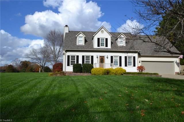621 Salem Church Road, Reidsville, NC 27320 (MLS #002357) :: Berkshire Hathaway HomeServices Carolinas Realty
