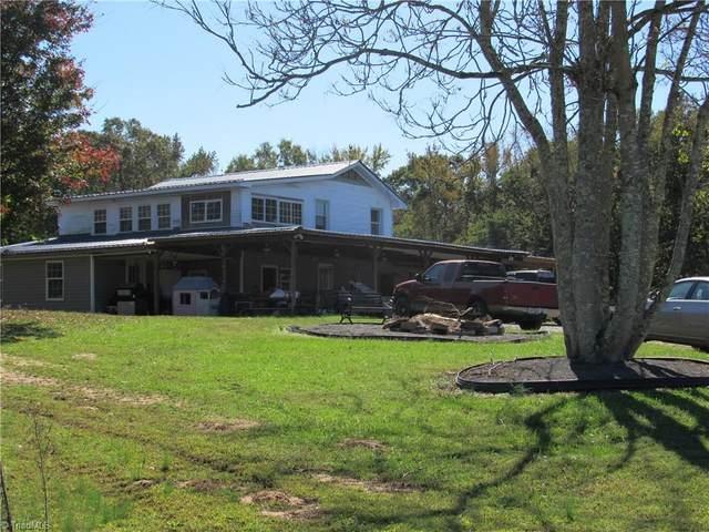 16235 Old Beatty Ford Road, Gold Hill, NC 28071 (MLS #002364) :: Team Nicholson