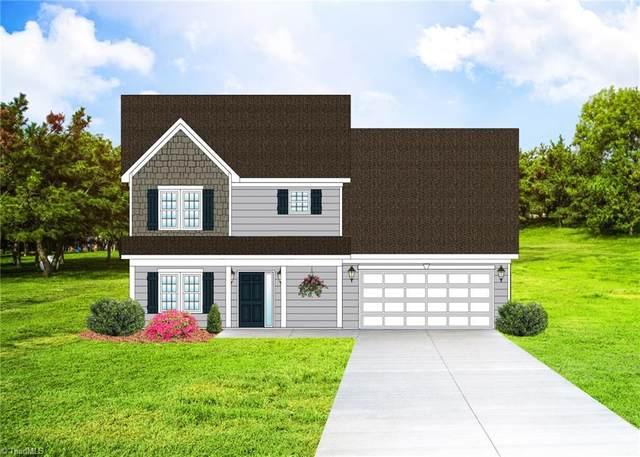 260 Montreat Drive, Lexington, NC 27295 (MLS #002371) :: Berkshire Hathaway HomeServices Carolinas Realty