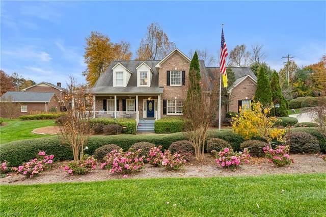 102 Mamie Lane, Jamestown, NC 27282 (MLS #002417) :: Lewis & Clark, Realtors®