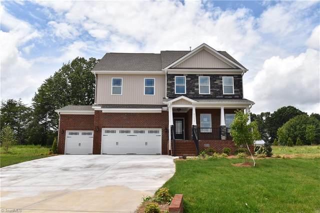 8012 Northwest Meadows Drive Lot 88, Stokesdale, NC 27357 (MLS #002462) :: Ward & Ward Properties, LLC