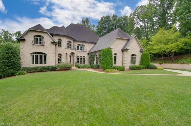 9 Claridge Court, Greensboro, NC 27407 (MLS #002465) :: Ward & Ward Properties, LLC