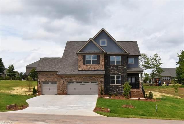 8014 Northwest Meadows Drive Lot 89, Stokesdale, NC 27357 (MLS #002478) :: Ward & Ward Properties, LLC