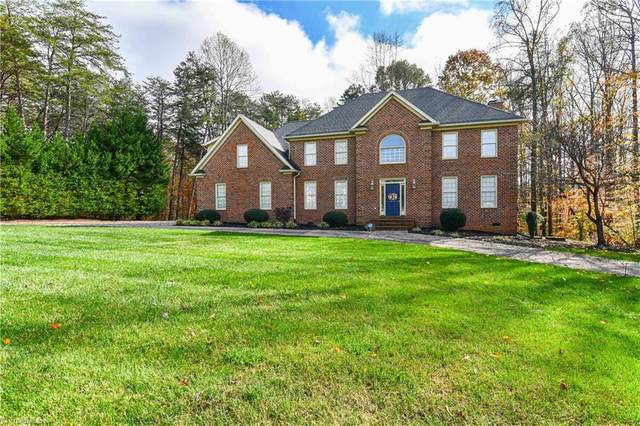 3809 Old Berkshire Drive, Browns Summit, NC 27214 (#002480) :: Mossy Oak Properties Land and Luxury