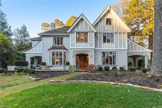 210 Hillcrest Drive, High Point, NC 27262 (MLS #002496) :: Lewis & Clark, Realtors®