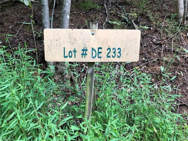 233 Deer Run, Purlear, NC 28665 (MLS #002552) :: Greta Frye & Associates | KW Realty Elite