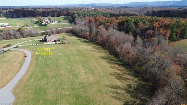 Lot 22 Canterbury Drive, North Wilkesboro, NC 28659 (MLS #002659) :: Berkshire Hathaway HomeServices Carolinas Realty