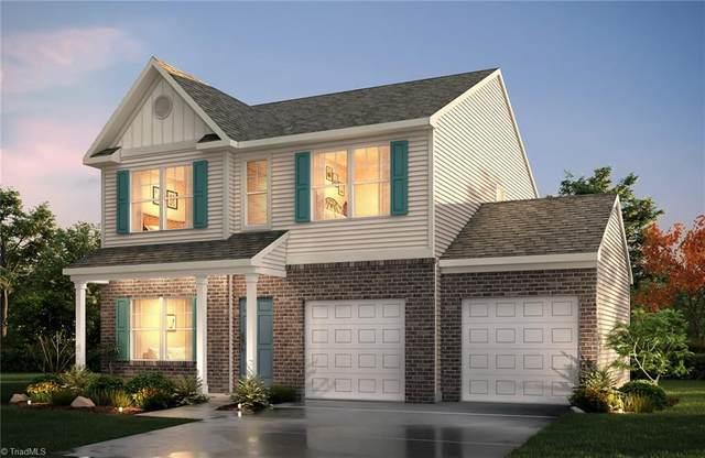 4716 Wesmar Drive #18, Winston Salem, NC 27040 (MLS #002679) :: Berkshire Hathaway HomeServices Carolinas Realty