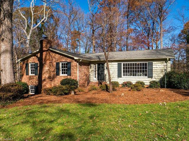3314 Northampton Drive, Greensboro, NC 27408 (MLS #002726) :: HergGroup Carolinas | Keller Williams