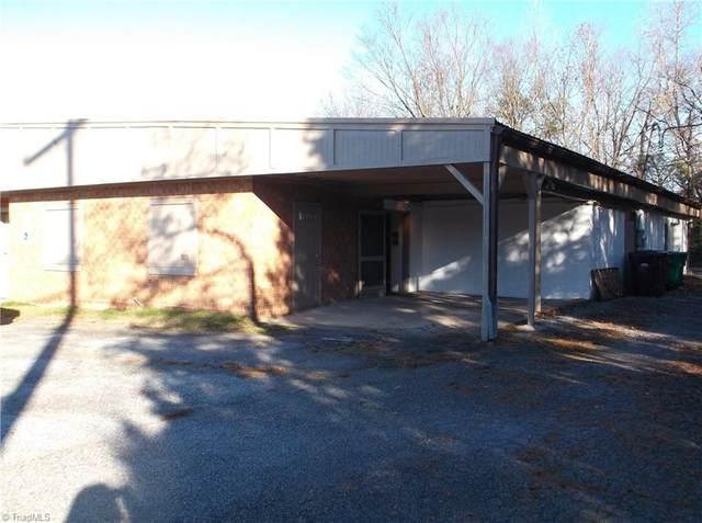 215 Berkley Street, High Point, NC 27360 (MLS #002798) :: Greta Frye & Associates | KW Realty Elite